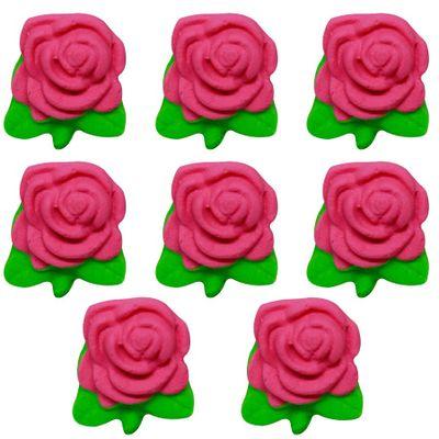 97720-Confeito-de-Acucar-Rosa-Pequena-Pink-D10-com8-un-ABELHA-CONFEITEIRA