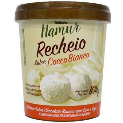 98284-Recheio-Sabor-Cocco-Branco-Namur-101kg-SELECTA