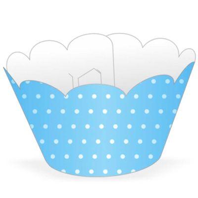 86493-Wrapper-Cupcake-Poa-Azul-Claro-Branco-NC-TOYS