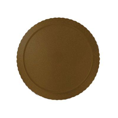 89456-Cakeboard-Base-Para-Bolo-Redondo-24cm-Marrom-ULTRA-FEST