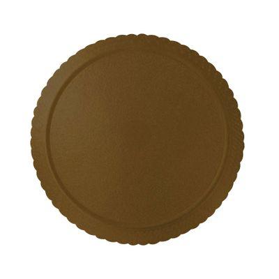 89457-Cakeboard-Base-Para-Bolo-Redondo-26cm-Marrom-ULTRA-FEST