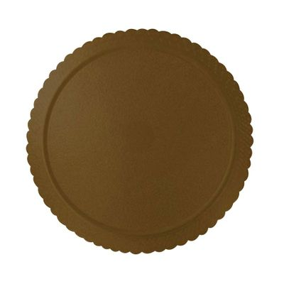 89458-Cakeboard-Base-Para-Bolo-Redondo-28cm-Marrom--ULTRA-FEST
