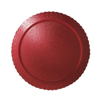 89934-Cakeboard-Base-Para-Bolo-Redondo-28cm-Vermelho-ULTRA-FEST