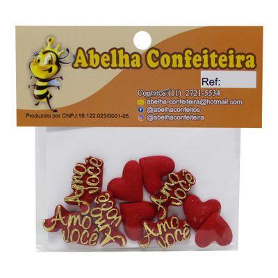 97927-Confeito-de-Acucar-Amo-Voce-com-Coracoes-D29-com-10-un-ABELHA-CONFEITEIRA