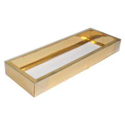 103375-Caixa-Para-Doces-N-12-Ouro-Texturizado-305x10x37cm-com-5-un-ASSK