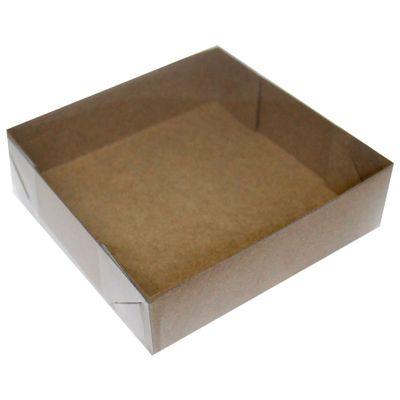 103447-Caixa-Para-Doces-Quadrada-N-4-Kraft-12x12x4cm-com-10-un-YINPACK