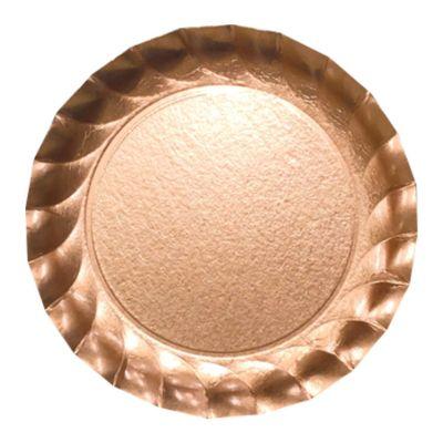 103787-Cakeboard-Para-Bolo-Vulcao-Ouro-Rose-31cm-ULTRA-FEST