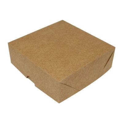 103909-Caixa-Quadrada-N-1-Kraft-8x8x3cm-com-10-un-YINPACK