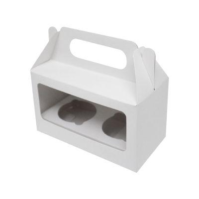 103959-Caixa-Para-Mini-Cupcake-Duplo-com-Visor-Branco-com-10-un-YINPACK