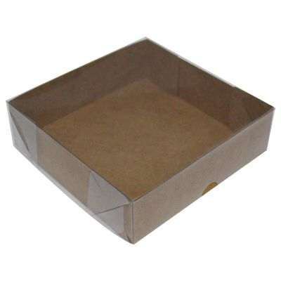 103905-Caixa-Para-Doces-Quadrada-N-5-Kraft-14x14x4cm-com-10-un-YINPACK