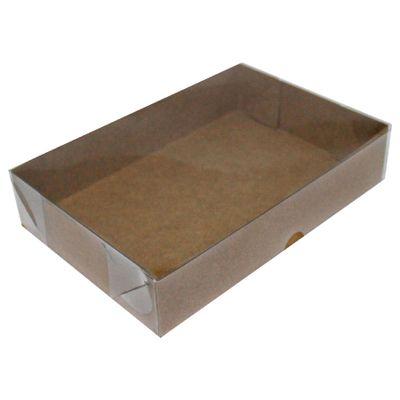 103410-Caixa-Para-Doces-Retangular-N-4-Kraft-195x13x4cm-com-10-un-YINPACK