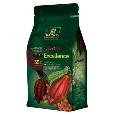 104515-Chocolate-Purete-Cacao-Barry-Excellence-55-Cacau-Gotas-5KG-CALLEBAUT