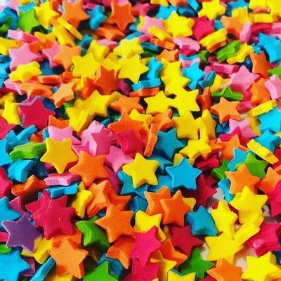 104539-Confeito-de-Acucar-Estrelas-Coloridas-ABELHA-CONFEITEIRA