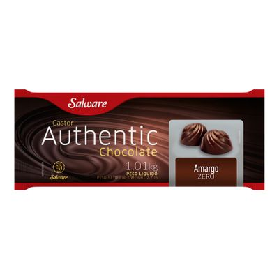 105101-Chocolate-Authentic-Zero-Acucar-Amargo-101kg-SALWARE