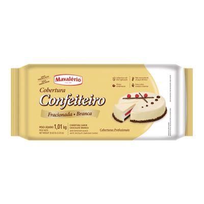 85385-Cobertura-Fracionada-Confeiteiro-Chocolate-Branco---Barra-101kg-MAVALERIO