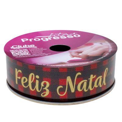118154-Fita-Natal-Vermelho-e-Preto-com-Dourado-10mx22mm-ECF-009TH-Cor-001-PROGRESSO