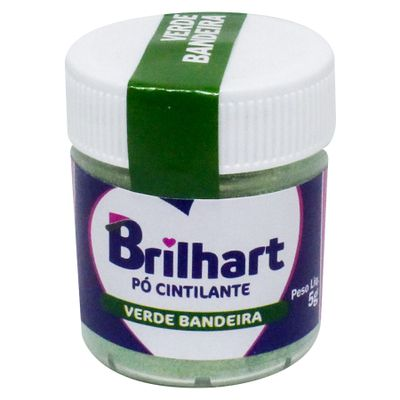 126013-Po-para-Decoracao-Cintilante-Verde-Bandeira-5g-BRILHART