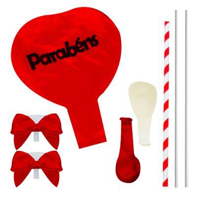 100658-Topo-de-Bolo-Balloon-Topper-com-4-Baloes-de-Coracao-Vermelho-JULIANA-POLETTINI