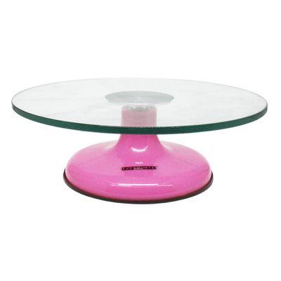 130012-Bailarina-Giratoria-de-Vidro-rosa-un-FERIMTE-