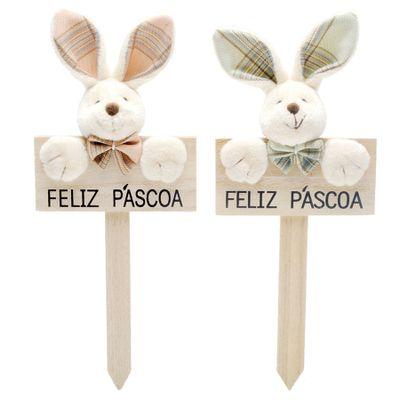 136641-Plaquinha-Coelho-Xadrez-Gales--1013255--CROMUS
