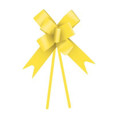 136950-Laco-Pronto-Liso-Amarelo-18-cm-C-10-un---CROMUS