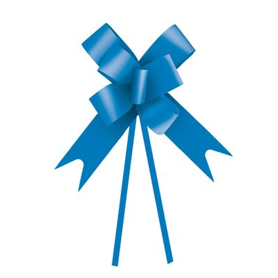38955-Laco-Pronto-Liso-Azul-30-cm-C-10-un---CROMUS