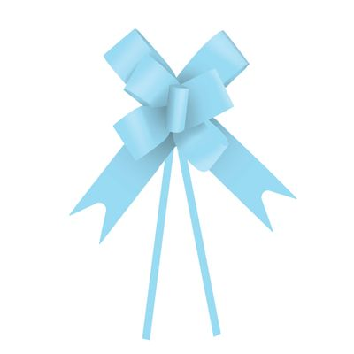 39040-Laco-Pronto-Liso-Azul-Claro-30-cm-C-10-un---CROMUS