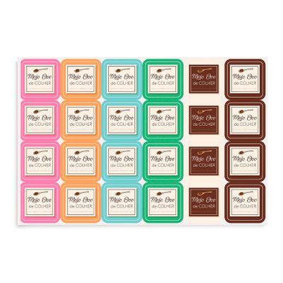 136788-Cartela-Adesiva-Chocolatier-Meio-Ovo-C-48-un---CROMUS