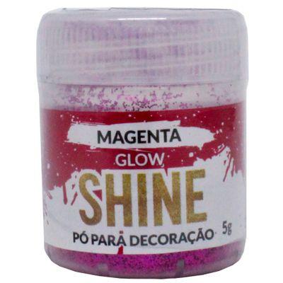 132586-Po-para-Decoracao-Magenta-5g-GLOW-SHINE