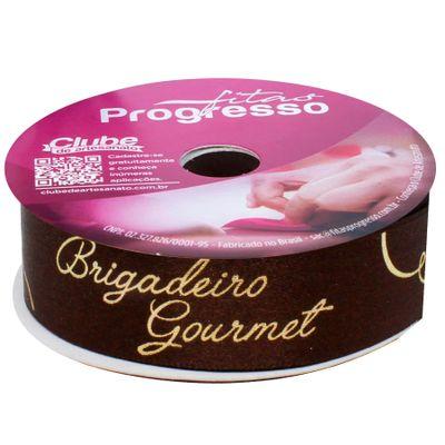 136071-Fita-Brigadeiro-Gourmet-Marrom-10mx22mm-ECF-005H-Cor-772-PROGRESSO