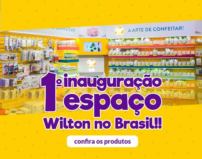 WILTON INAUGURAÇÃO