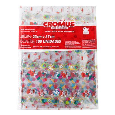 137095-Saco-Decorado-25x97cm-Pascoa-Cores--11300567--com-100-un-CROMUS