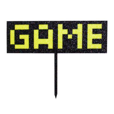 104696-Topo-de-Bolo-Color-Glitter-Game-Pixerizado-SONHO-FINO