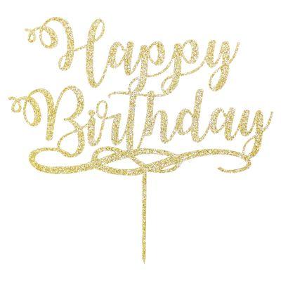 104685-Topo-de-Bolo-Happy-Birthday-MDF-Glitter-Dourado-SONHO-FINO