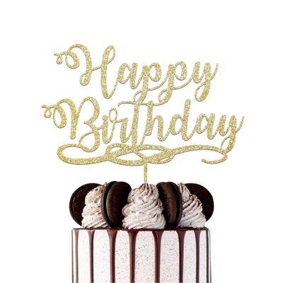 104685-Topo-de-Bolo-Happy-Birthday-MDF-Glitter-Dourado-SONHO-FINO-2