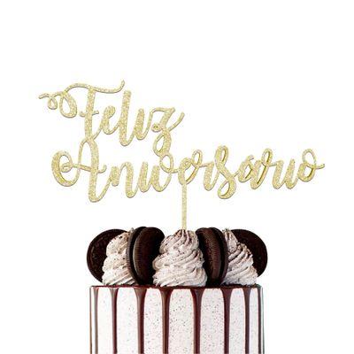 104687-Topo-de-Bolo-Feliz-Aniversario-MDF-Glitter-Dourado-SONHO-FINO-2