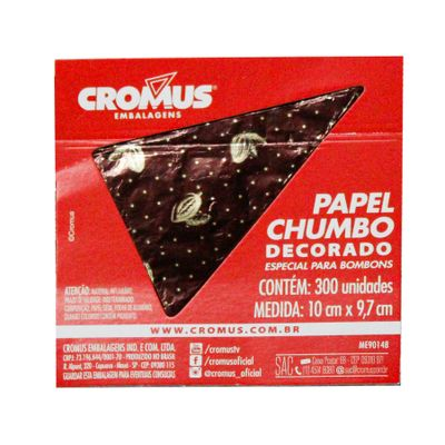 84911-PAPEL-CHUMBO-10X97CM-SABOR-MARROM-OURO--12600109--COM-300-UN-CROMUS