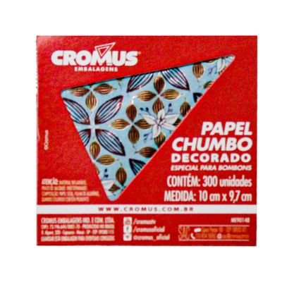136242-PAPEL-CHUMBO-FLOR-DE-CACAU-TURQUESA-10X97-C300-UN---CHUMBO2