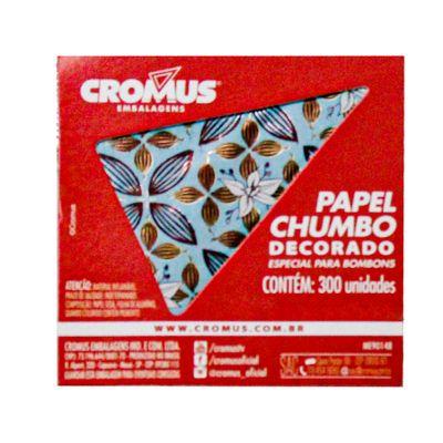 136243-PAPEL-CHUMBO-FLOR-DE-CACAU-TURQUESA-8X78-C300-UN---CROMUS2
