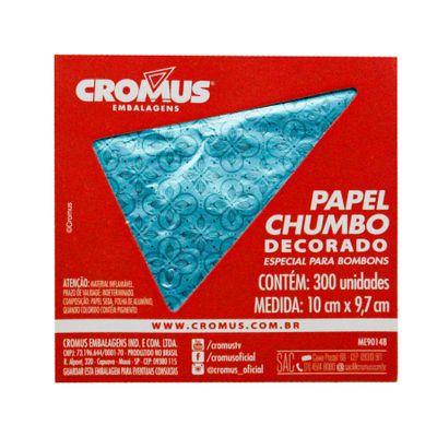 136238-PAPEL-CHUMBO-CHOCOLATIER-TURQUESA-10X97-C300-UN---CROMUS2