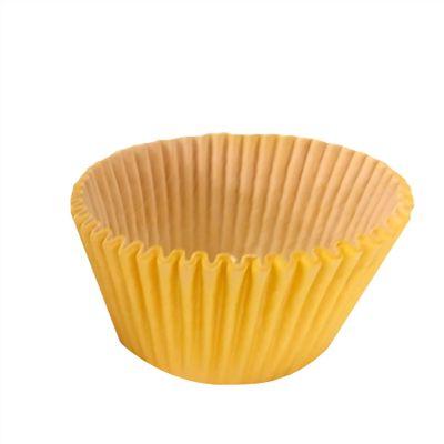 32121-Forminha-Impermeavel-Para-Cupcake-Amarela-com-75un-FLOPEL