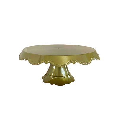 144808-Boleira-Babado-Pequena-Dourada-16cm-MIRANDINHA
