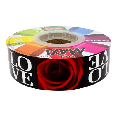 145688-Fita-Maxi-Love-Rose-Preto-32mmX50m-ALBANO