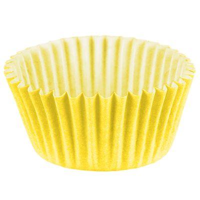 97199-Forminha-de-Papel-Lisa-N°04-Amarela-Candy-com-100-un-REGINA