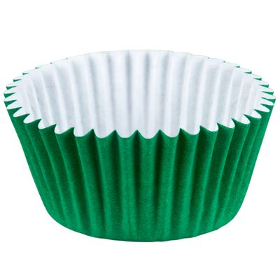 97452-Forminha-de-Papel-Lisa-N°04-Verde-Escura-com-100-un-REGINA