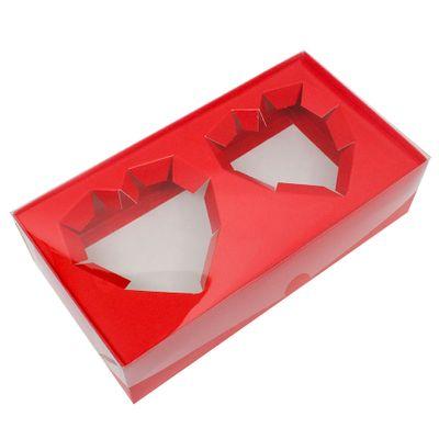 150656-Caixa-Para-Dois-Coracao-Lapidado-200g-Vermelho---com-5-un-YINPACK