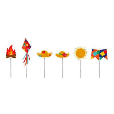 151627-Pick-Decorativo-Arraia--28810103--12un-CROMUS