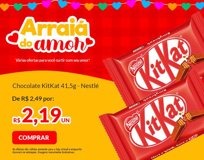 #CHOCOLATE KITKAT 41,5G NESTLÉ