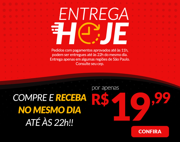 + ENTREGA HOJE