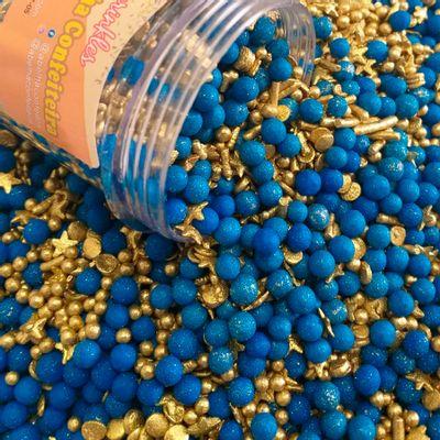 154048-Confeito-de-Acucar-Sprinkles-Blue-Gold-No-Pote-100g-ABELHA-CONFEITEIRA-2